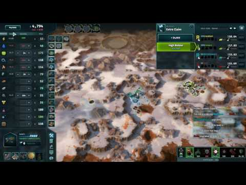Mars FFA Group B, Round 1A Game 1: Offworld Trading Company: Autumn Championship