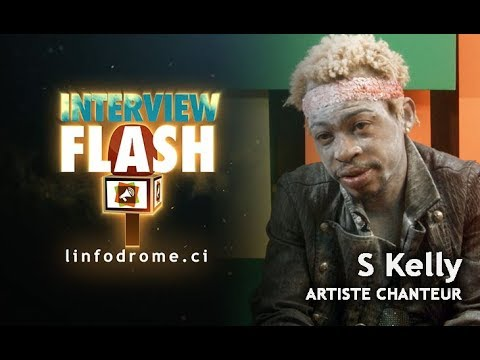 Interview Flash avec S Kelly, artiste chanteur