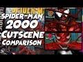 Spider-Man 2000 PS1 & DreamCast Cutscene Comparison
