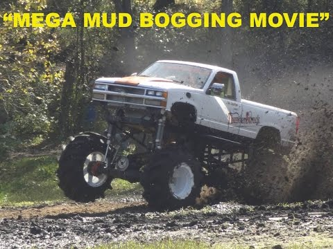 """MEGA MUD BOGGING MOVIE! @ Perkins Mud Bog Oct.2014"