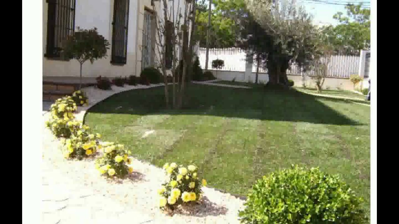 Ideas para dise ar un jardin youtube for Disenar jardines