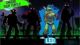 Ninja Turtles  Shadow Heroes/Черепашки Ниндзя Герои в Тени