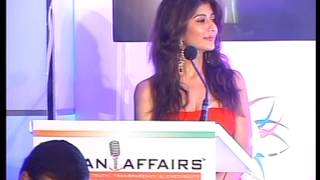 Indian Affairs India Leadership Conclave Awards 2014  Presentation Ceremony