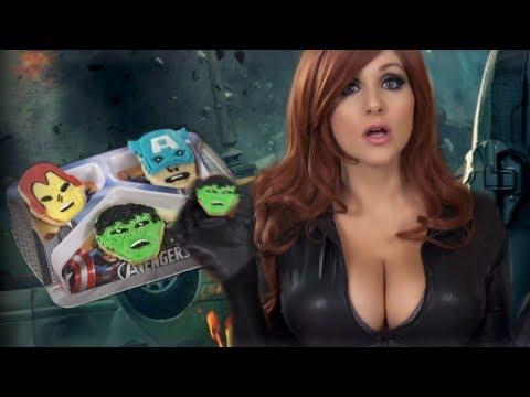 Avengers Cookies! - Cosplay Kitchen