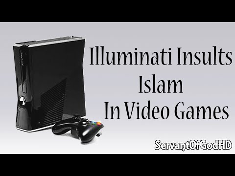 Illuminati Insults Islam In Video Games - A MUST WATCH!