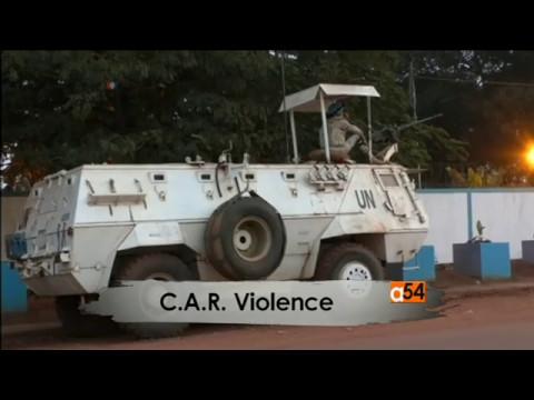 C.A.R. Violence