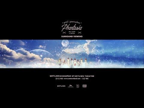 """Girl's Generation revela prévia para sua quarta tour """"Surround Viewing"""""""