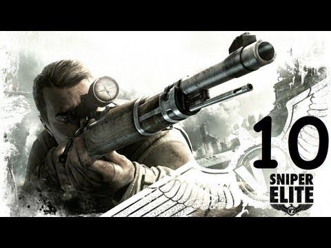 Let's play (PL) Sniper Elite V2 #010 - Wyrzutnia Kopenick
