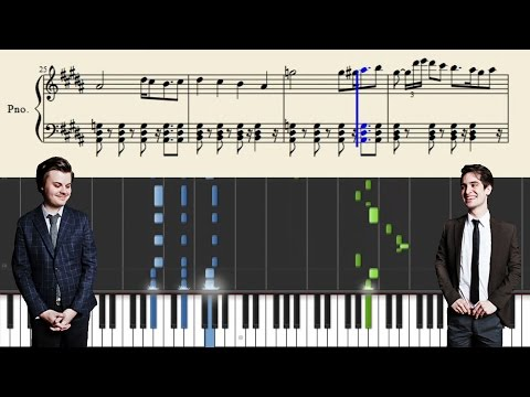 Panic! At The Disco - Nearly Witches (Ever Since We Met) - Piano Tutorial + Sheets