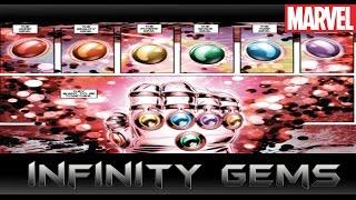 [Infinity gems]comic world daily