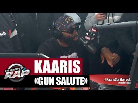 Kaaris 'Gun salute' #PlanèteRap
