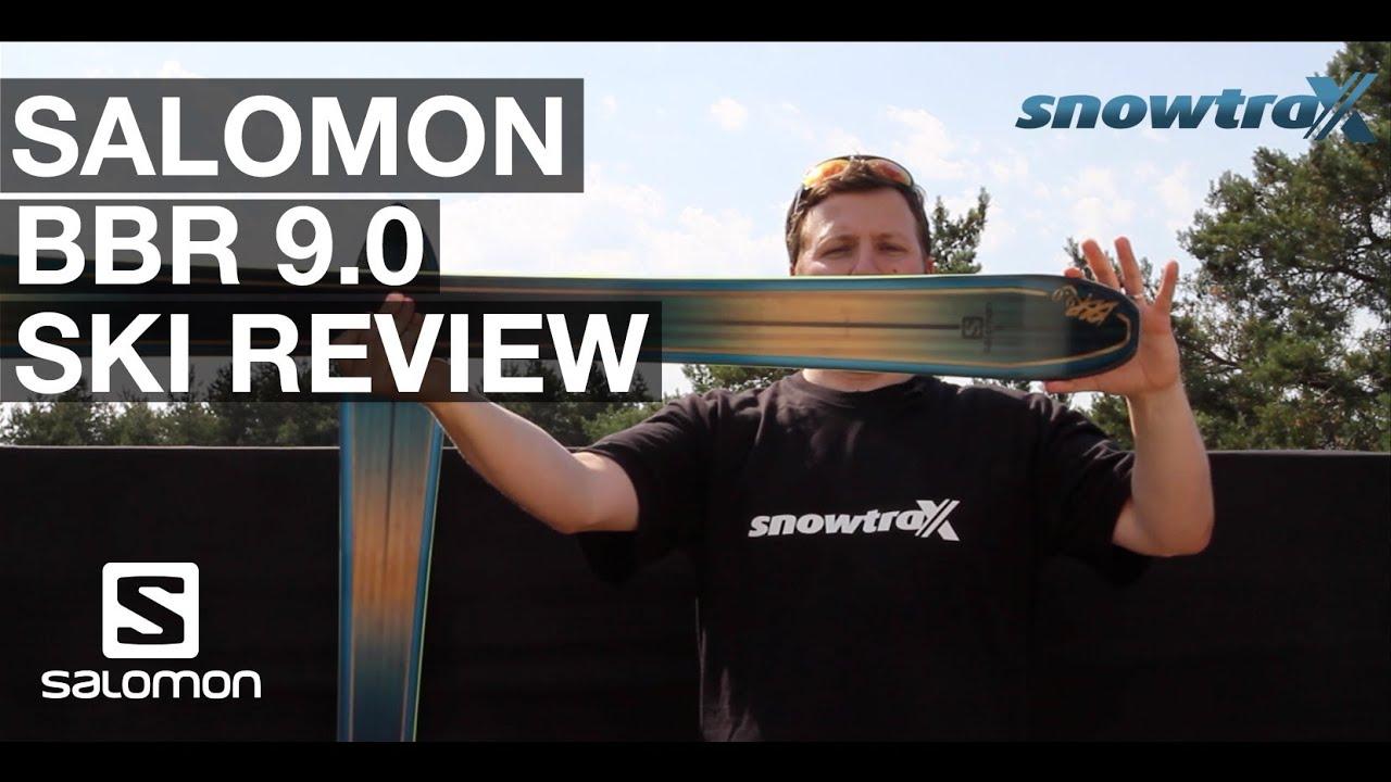 meilleur service c1c5d d556f Salomon BBR 9.0 Ski Review