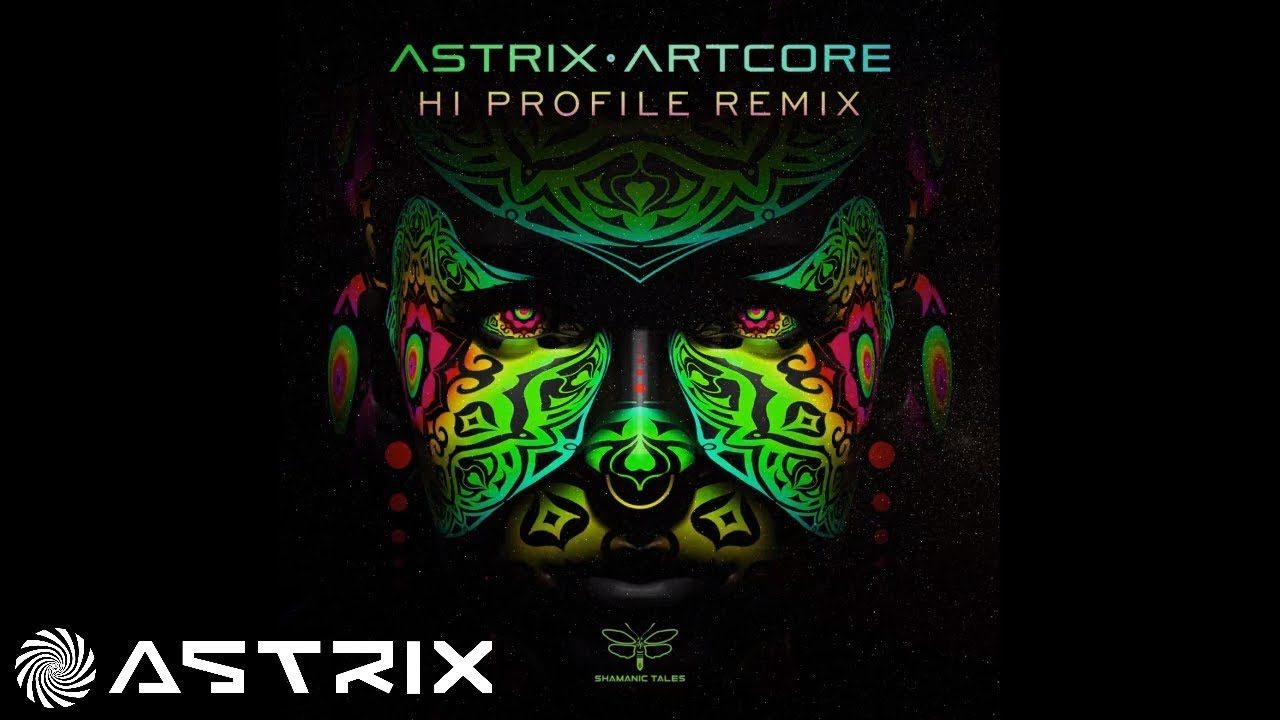 Astrix - Artcore (Hi Profile Remix)
