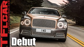 2017 Bentley Mulsanne Everything You Ever Wanted to Know