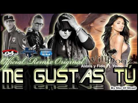 ◄•Me Gustas Tu•►®NEW wallpaper® (Official Remix Orignal) - Alexis & Fido ft Yomo HD