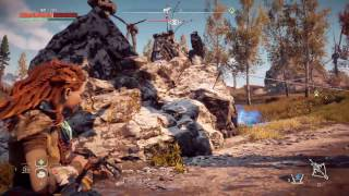 Horizon Zero Dawn Gameplay: Combat and World Locations in New PS4 Exclusive