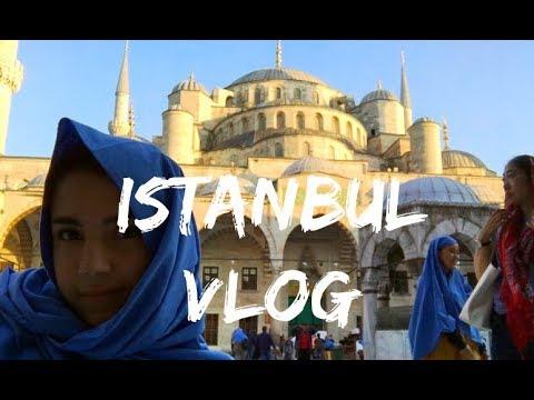 Istanbul - Female Solo Travel Vlog!