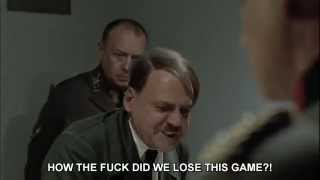 Hitler Reacts To Kentucky
