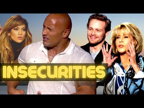 Celebrities on SELF-ESTEEM   How to overcome insecurities