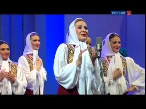 Potpourri (Попурри). Pyatnitsky Choir
