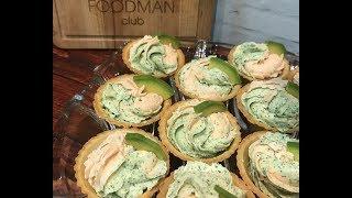 Закуска из крабовых палочек и рикотты: рецепт от Foodman.club