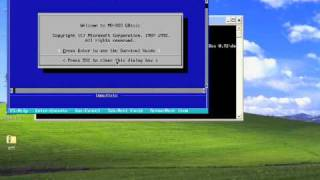Running DOS Programs on Windows XP, Vista, 7, Windows 8 (W8) With DOSBox - Free Download Link