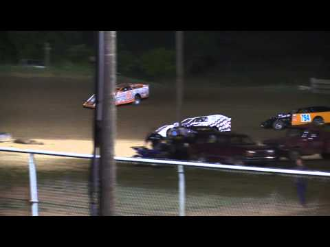 AMRA Modified Heat #2 from Ohio Valley Speedway 5/30/15.