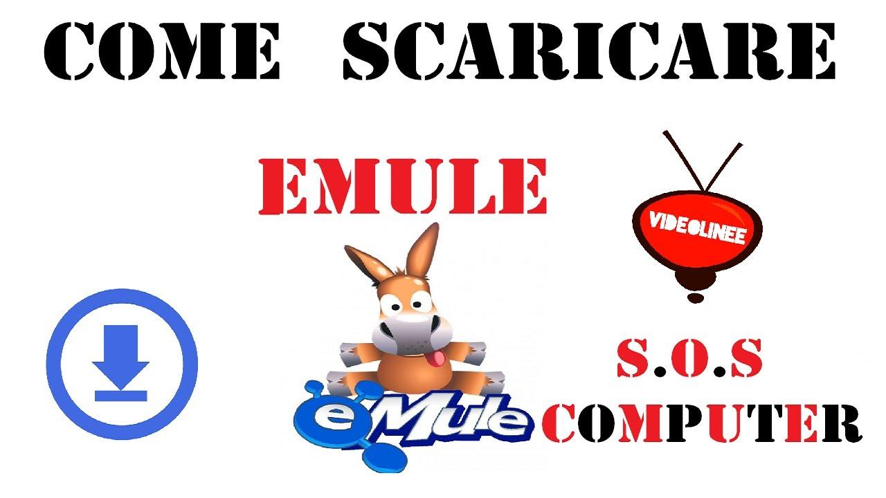 SCARICARE I SERVER PER EMULE V0.50A