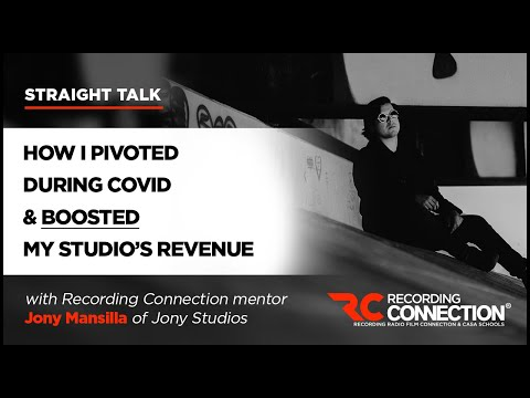 How I Pivoted During Covid & Boosted My Studio's Revenue