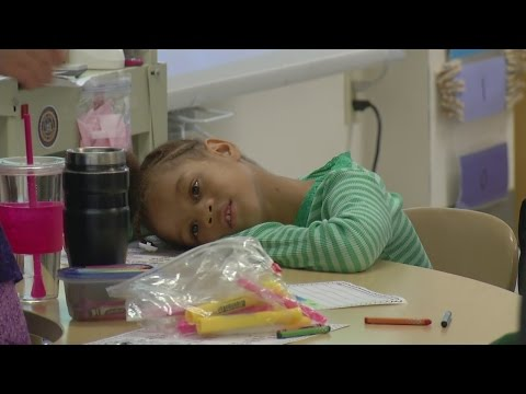 Parents, doctors notice back-to-school headache boom