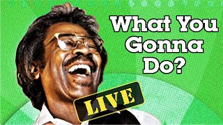 "Buckwheat Zydeco in ""What You Gonna Do?"" [Live at Clearwater Festival] - Buckwheat"