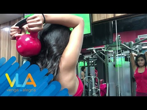 De ejercicios dieta rutina y