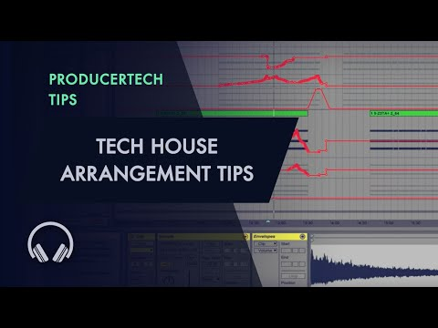 Tech House Arrangement Tips from Martin Eyerer