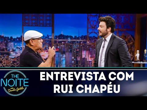 Entrevista com Rui Chapéu  The Noite 260319