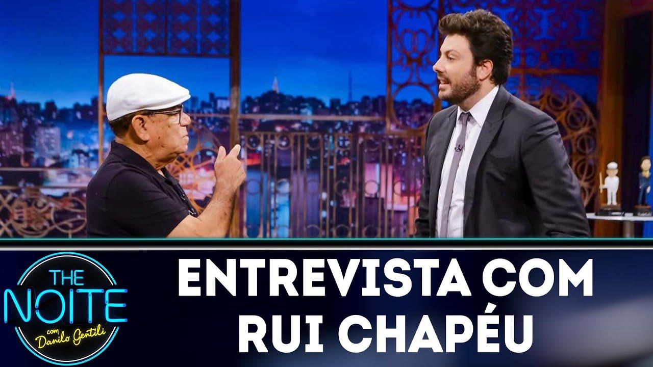 Entrevista com Rui Chapéu | The Noite (26/03/19)