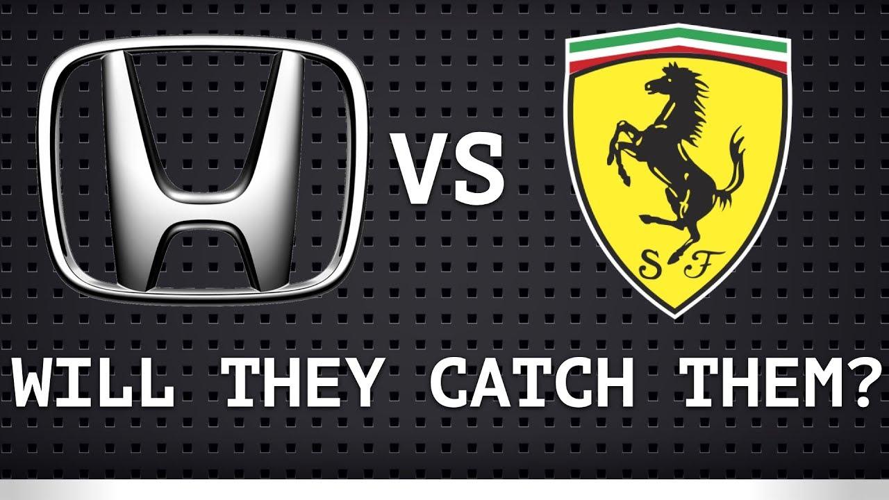 Honda Will Close Gap To Ferrari 2021 Regulations Watered Down Mclaren Racing Director Resigns