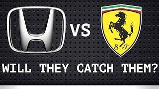"""Honda Will Close Gap to Ferrari - 2021 Regulations """"Watered Down"""" - McLaren Racing Director Resigns"""