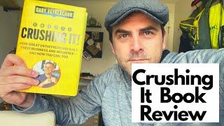 Chris's Book Review of Gary Vaynerchuk's Crushing It!