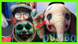 Dumbo Trailer 2019 Español Latino /Reacción