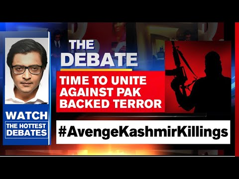 Pak Backed Terrorists