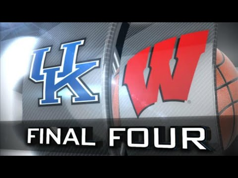 Wisconsin Basketball - 1 Wisconsin vs 1 Kentucky 2015 Final Four