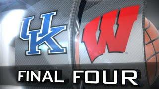 Wisconsin Basketball - 1 Wisconsin vs 1 Kentucky 2015 Final Four
