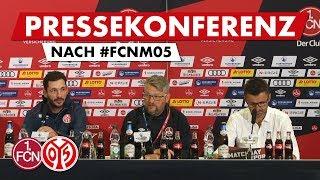 Pressekonferenz nach Nürnberg | #FCNM05 | 05er.tv