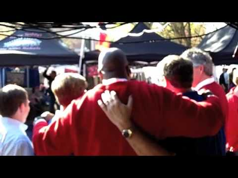 Marcus Dupree Appearance at Ole Miss Nov 2011.m4v