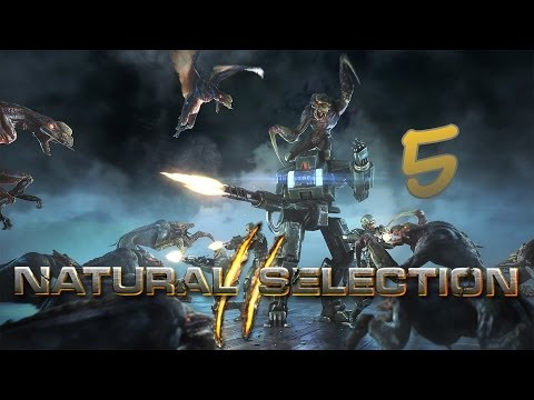 Natural Selection 2 : Episode 5 : Hold The Line Protocol is now Active!
