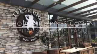 Tipsy Pig Gastropub Capitol Commons Ortigas By Hourphilippines.com