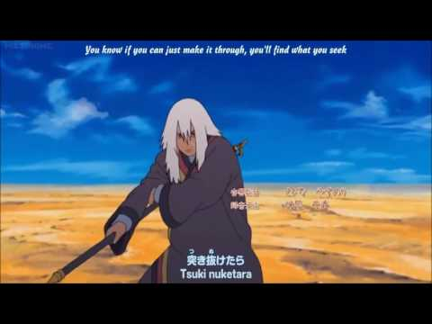 Naruto Shippuden Opening 3 Original  Blue Bird