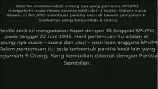 Sidang BPUPKI kelas 86 2012/2013 SMPN 9 Jakarta