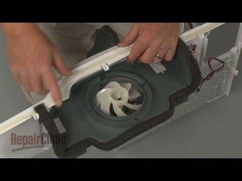 Evaporator Fan Blade - LG Refrigerator