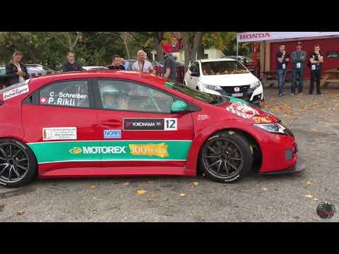 Racing Honda Civic FK2 / Short Clip